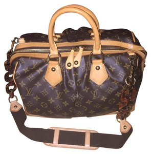 Louis Vuitton browns Travel Bag