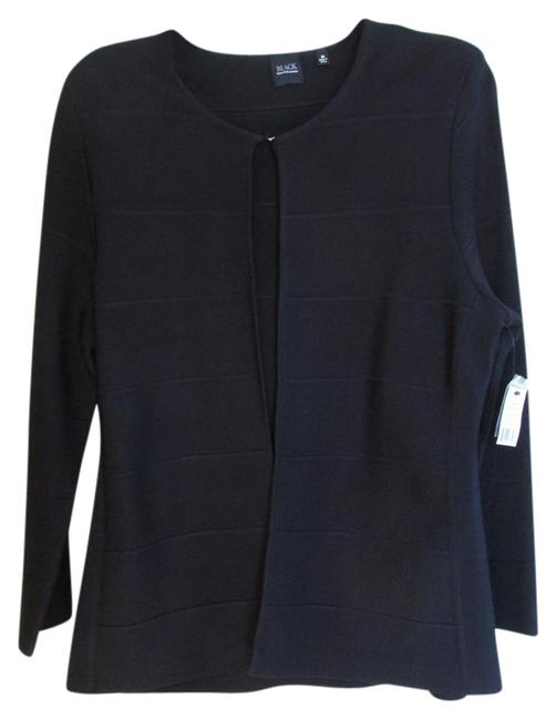 Preload https://img-static.tradesy.com/item/20540776/saks-fifth-avenue-black-that-can-go-from-office-cardigan-size-14-l-0-1-650-650.jpg