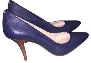 Michael Kors Navy Pumps