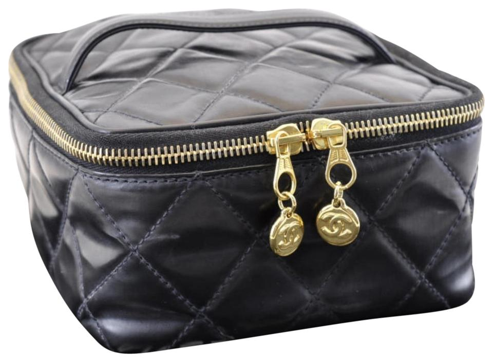 635dd917e985 Chanel Makeup Bags | Chanel Cosmetic Bags on Sale - Up to 70% off at  Tradesy (Page 2)