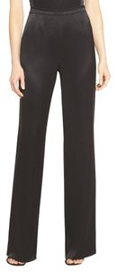 St. John Satin Elegant Straight Pants