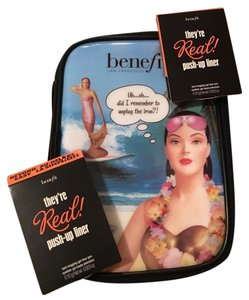 Benefit Benefit Hawaii 2016 Case & They're Real Liner