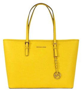 Michael Kors Tote in Sun Flower Yellow