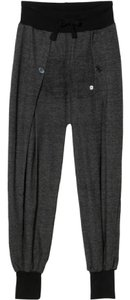 Other Street Wear Uk Joggers Baggy Pants Charcoal