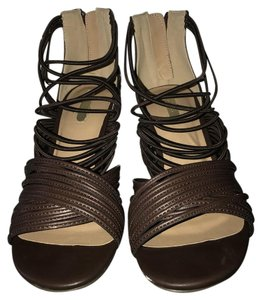 Avon Brown Wedges
