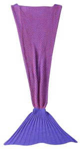 Mermaid Tail Blanket Mermaid Tail Blanket