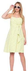 The Limited short dress Yellow/Citronelle on Tradesy