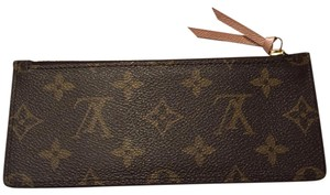 Louis Vuitton PF Josephine NM Monogram Small Wallet