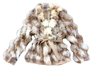 Country Club Fur Rabbit Jacket