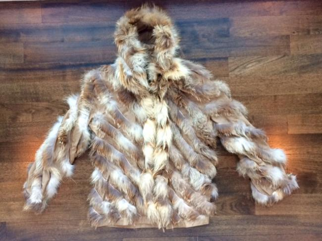 Country Club Fur Rabbit Jacket Image 1