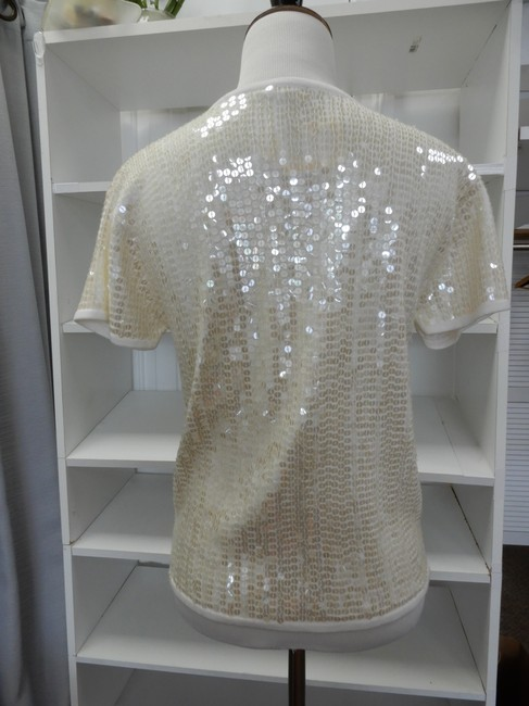 Michael Kors Sequins Casual Sweater Image 1