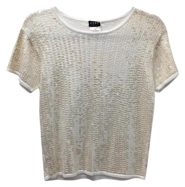 Michael Kors Sequins Casual Sweater Image 3