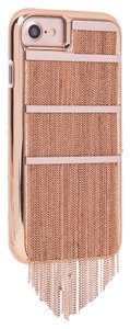 Case-Mate iPhone 6/6s Case - Rose Gold Fringed Metal