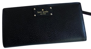 Kate Spade large Stacy wallet Grove street WLRU2817