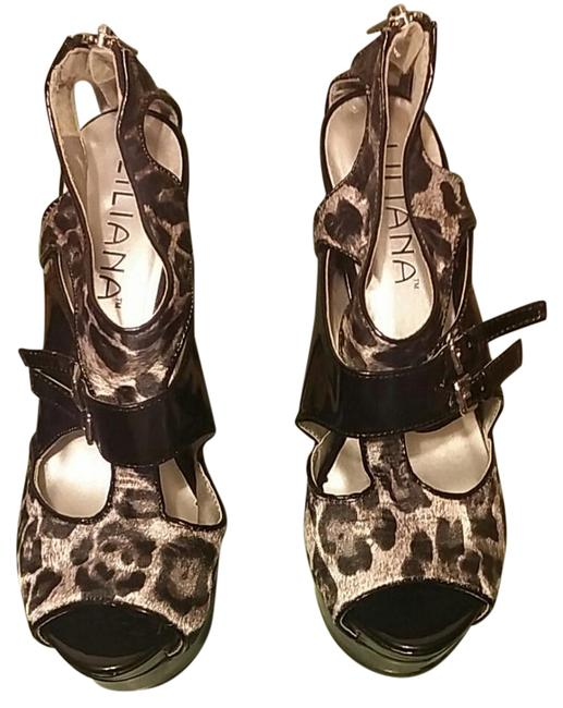 Liliana Platforms Size US 7.5 Regular (M, B) Liliana Platforms Size US 7.5 Regular (M, B) Image 1