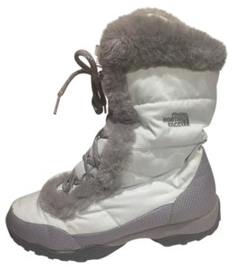 The North Face Light blue / gray Boots
