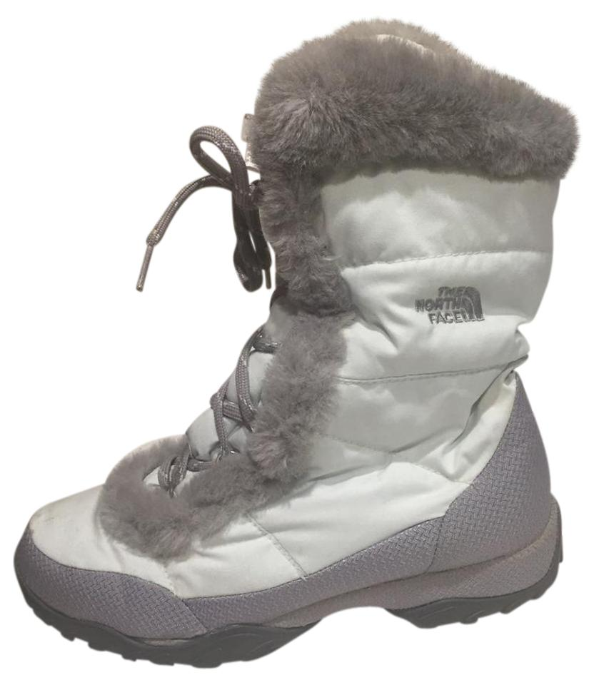 The / North Face Light Blue / The Gray Women's Boots/Booties a22776
