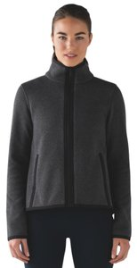 Lululemon Heather charcoal grey Jacket