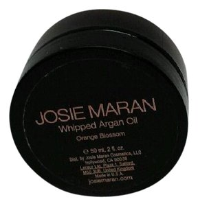 Josie Maran JOSIE MARAN whipped ARGAN OIL 2oz! Orange blossom,New SEALED