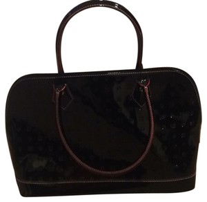 Arcadia Satchel in black