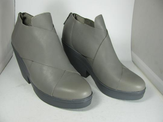 Eileen Fisher gray Boots Image 4