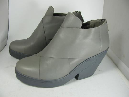 Eileen Fisher gray Boots Image 6