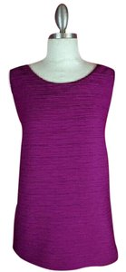 Ann Taylor Casual Top Purple