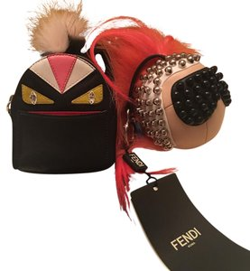 Fendi FENDI Bug Monster Punkito Karlito Bag Charms Peek A Boo