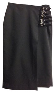 Worthington Size 4 Skirt Black
