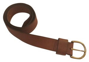 Madewell Brown Leather Belt