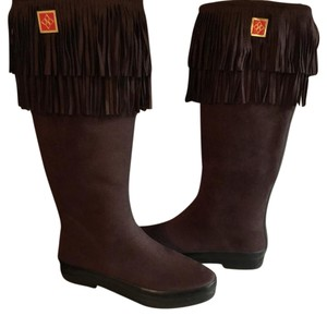 dv Brown Boots