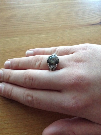 Other Sterling Silver Stone Ring
