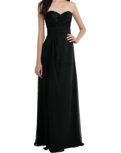 Bill Levkoff Black 1145 Dress