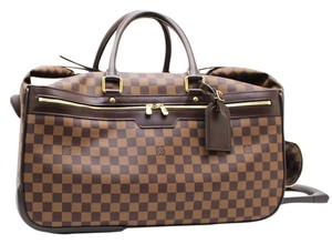 Louis Vuitton Lv Luggage Carry On Cabin Brown Travel Bag