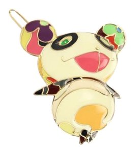 Louis Vuitton Murakami Panda Brooch 12LVA926