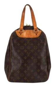 Louis Vuitton Monogram Excursion Shoe Bag 209959