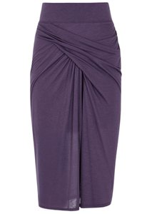 Helmut Lang Skirt Purple