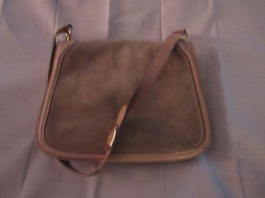 Gucci Early Blondie Excellent Vintage Perfect For Everyday Rare Suede/Leather High-end Bohemian Hobo Bag Image 6