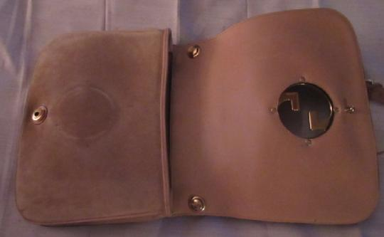 Gucci Early Blondie Excellent Vintage Perfect For Everyday Rare Suede/Leather High-end Bohemian Hobo Bag Image 7