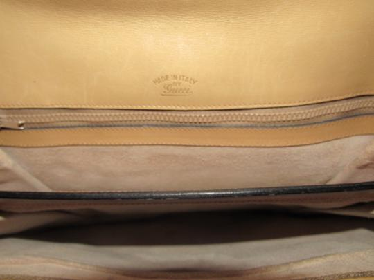 Gucci Early Blondie Excellent Vintage Perfect For Everyday Rare Suede/Leather High-end Bohemian Hobo Bag Image 8