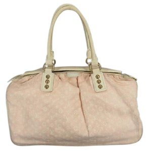 Louis Vuitton Satchel in Rose pink