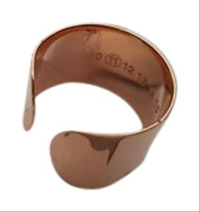 Maison Margiela New gold ring ONE SIZE fits ALL WITH TAGS ONE SIZE nwt