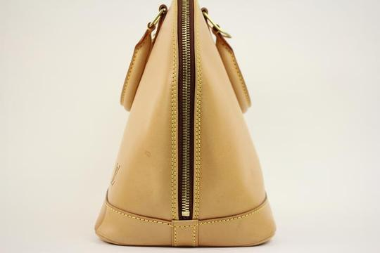Louis Vuitton Satchel in Natural Image 7