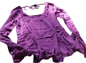 Nordstrom Top Purple