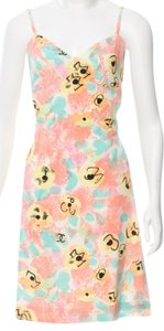 Chanel Interlocking Cc Monogram Dress