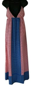 Pink, Blue, White, Black, Multicolor Maxi Dress by Lush