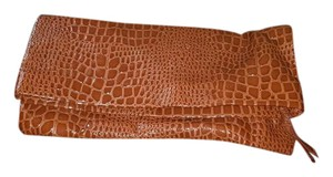 Steve Madden Brown Clutch