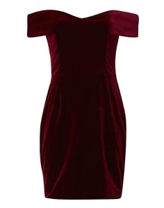 NICHOLAS Velvet Dress