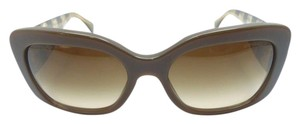 Chanel Chanel 5295- 1484S5 Brown Opal Sunglasses
