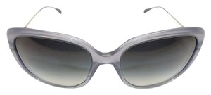 Chanel Chanel 5292B- C146/ S6 Rectangle Gray Jeweled Temples Sunglasses